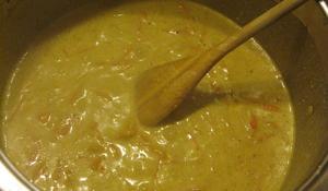 KROK III - Przygotowanie sosu