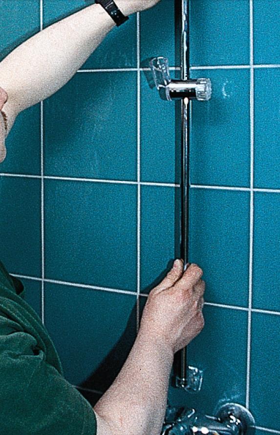 Montaż Baterii ściennej W Kabinie Prysznicowej Kurs Krok Po Kroku